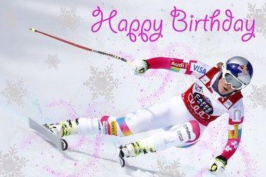 Felicidades esquiadores!