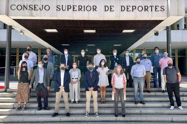 La Asamblea General RFEDI aprueba la gestión deportiva y económica tras un invierno marcado por el covid19