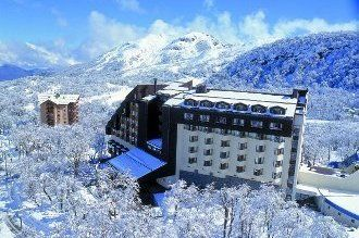 Hoteles y Alojamientos en sector Las Trancas - Nevados de Chillán