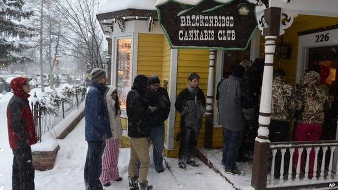 Breckenridge Cannabis Club
