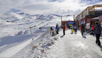 Centros de ski Inauguraron oficialmente temporada 2017