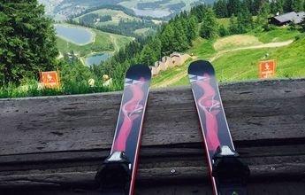 Fischer diseña unos esquís para los técnicos de Kitzbühel