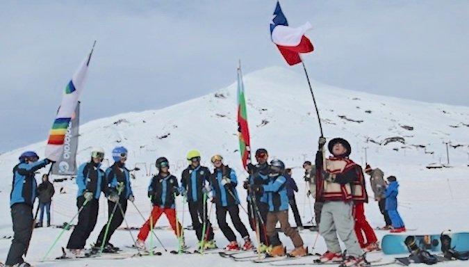 Ski Pucón Inauguró su temporada
