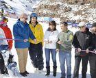 Subsecretaría de Turismo y Centros de ski lanzan oficialmente la Temporada de nieve 2018