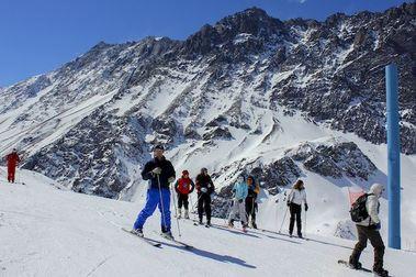 Centros de ski se resisten a dar por perdida la temporada por la pandemia