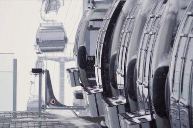 El telecabina de Benasque a la estación de esquí de Cerler, sigue en estudio