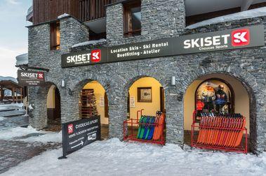 La empresa de alquiler de esquís SKISET se hace más grande con la compra de SKIMIUM