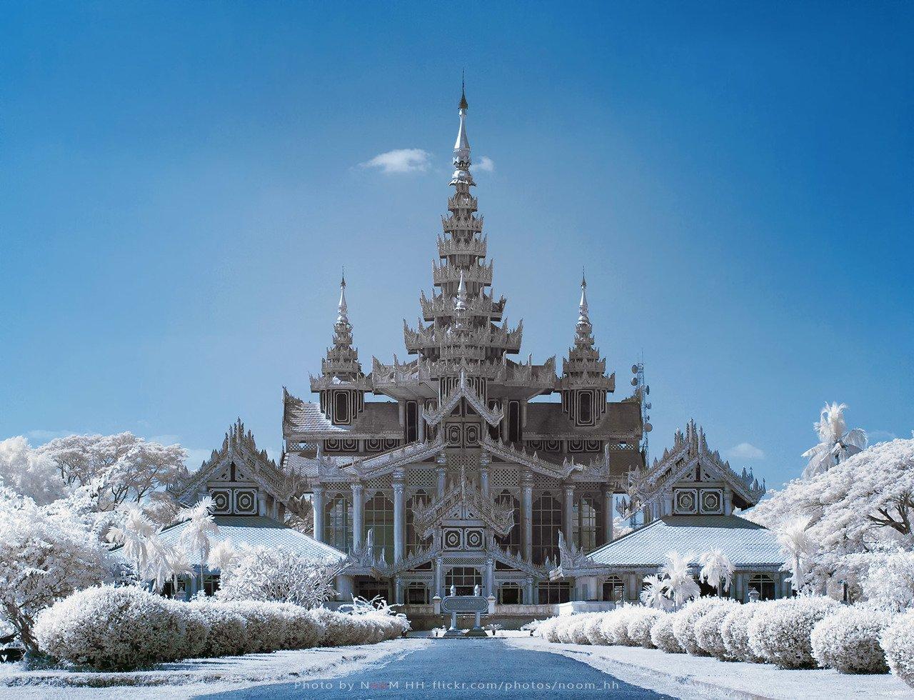Palacio de Myanmar