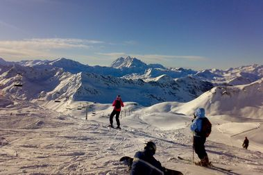 Val D`Isere - Espace Killy