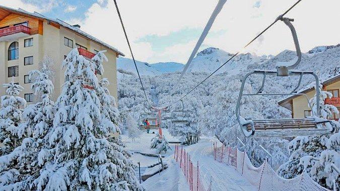 Temporada en Nevados de Chillán comienza el 23 de Junio