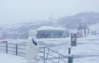 Varias areas de esquí europeas comienzan a abrir