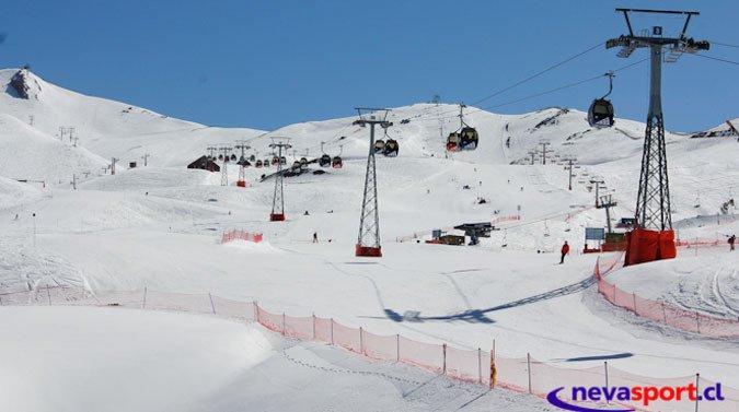 11 de Octubre: Excelente nieve en Valle Nevado