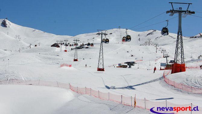 A revista Forbes destaca Valle Nevado entre os melhores da América do Sul