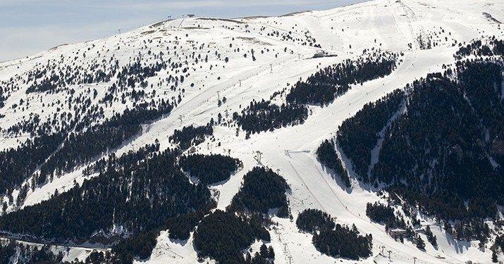 """La Molina y Masella, dos futuros destinos de nieve """"olímpicos"""""""