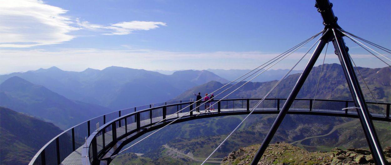 Ordino Arcalis cierra una temporada de verano con incremento de visitantes