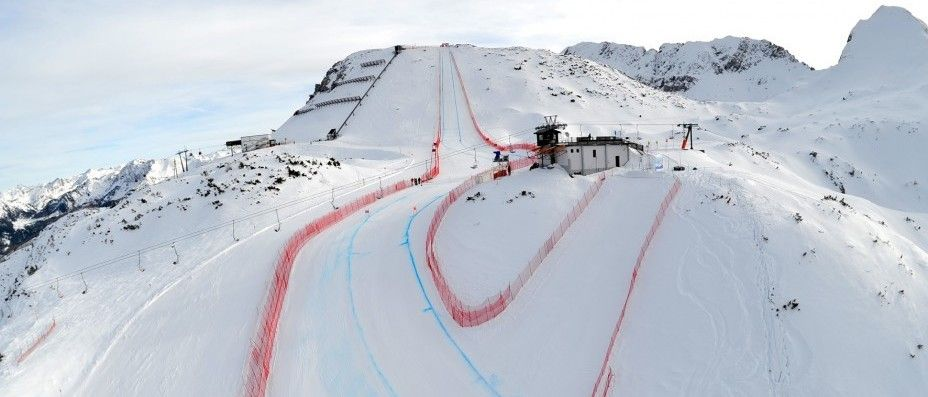 Pistas míticas - World Cup Downhill (Lake Louise)