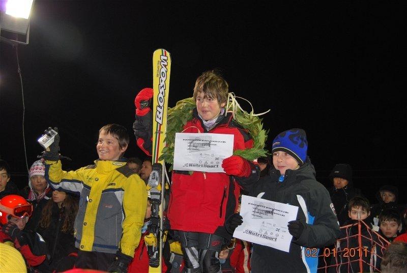 Colección Blossom Skis 2016/2017 - RACE JUNIOR