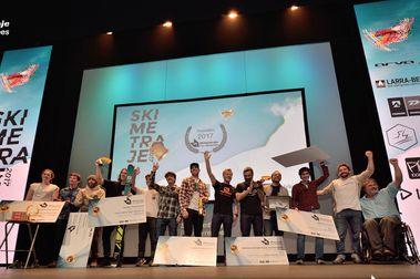 Ganadores de los Premios Skimetraje Play Pyrenees 2017