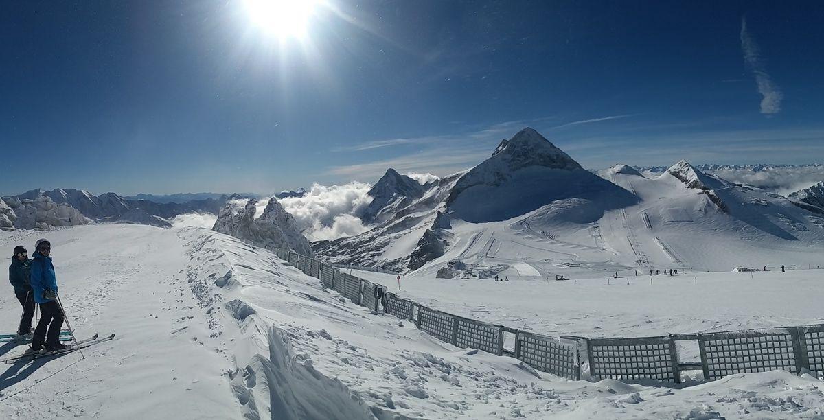 Esquí en otoño
