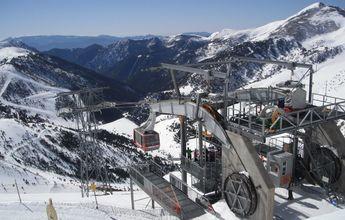 Pal Arinsal abre nueva pista de esquí y mejora su nieve artificial