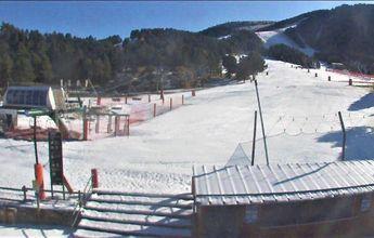La Molina abre para el esquí Pista Llarga este fin de semana