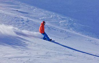Esquia fuera pistas pero respeta al urogallo