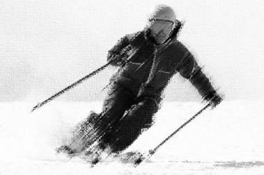Capítulo IX. Esquiar mejor. O intentarlo.