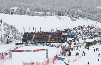 10 años de la histórica Copa del Mundo de esquí alpino La Molina 2008