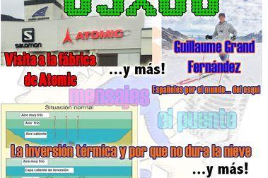 03x06 Fábrica de Atomic, inversión térmica, españoles por el mundo del esquí... y más!!