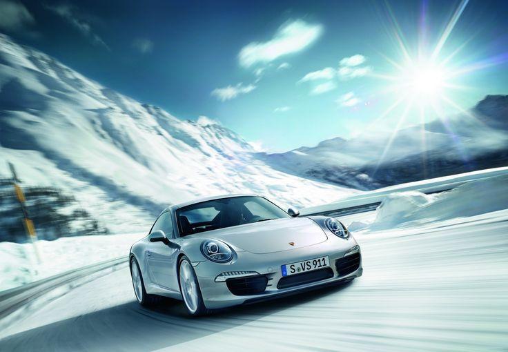 ¿En qué se parecen una semana de heliesquí en Canadá y un Porsche Carrera?