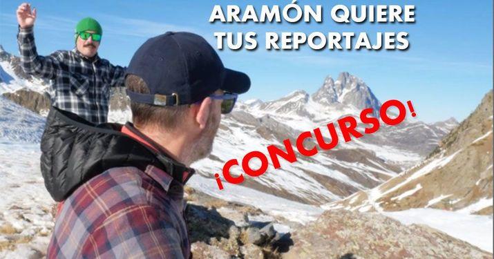 Concurso: Aramón quiere tus reportajes