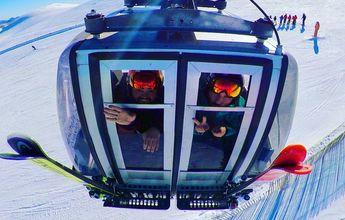 Lo único que necesita el esquí