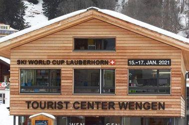 Un solo esquiador británico con COVID ha provocado la desesperación en Suiza