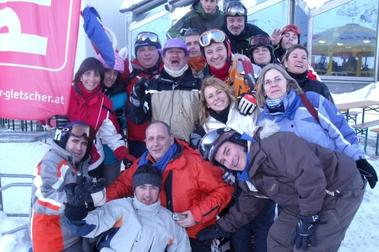 Los Gansos del CBEG en el Pitztal   25- Enero -2009