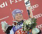 Rossignol celebra el triunfo de Tessa Worley en Soldeu