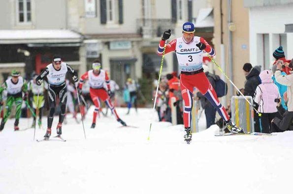 La Ultratrans, carrera de esquí de fondo