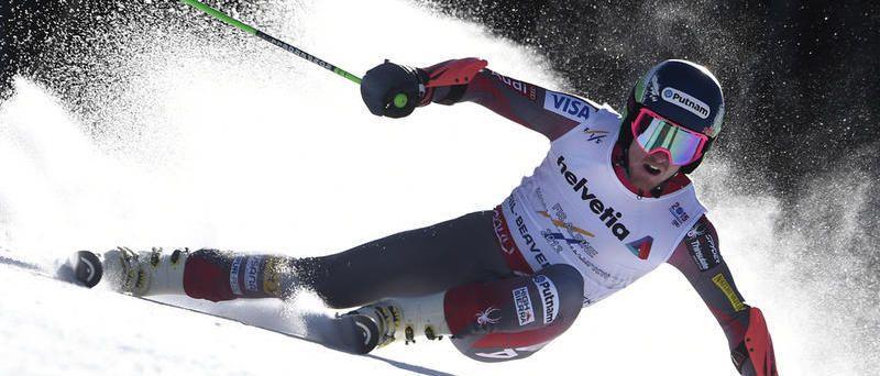 Esquís divergentes en el GS moderno