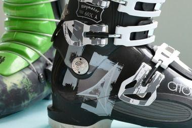 ¿Por qué me hacen daño las botas de esquí?