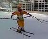 Asataroh Akiba: 25 años esquiando hacia atrás