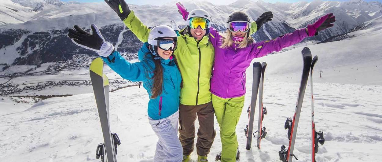 11 razones para esquiar en España