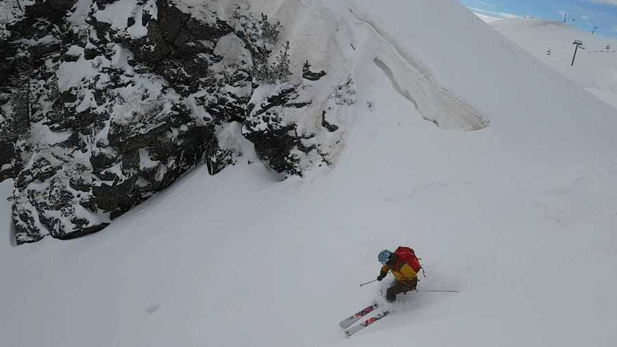 Semana en los Alpes, Febrero 2021 )