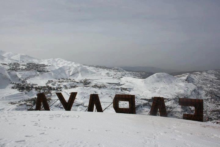 Tremenda temporada en Líbano.