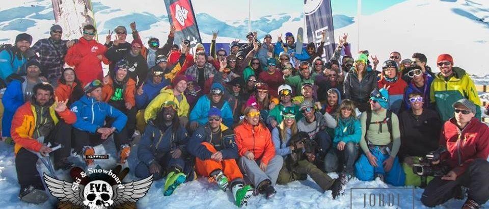 5ª Freeride Val d'Arán