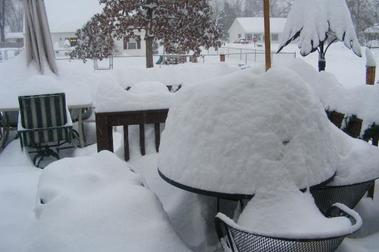 Powder alert... ¡Mucha nieve a la vista!