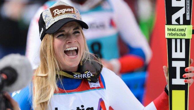 Lara Gut gana la Copa del Mundo 2016