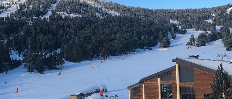 Satisfacción en Les Neiges Catalanes tras las vacaciones en Francia