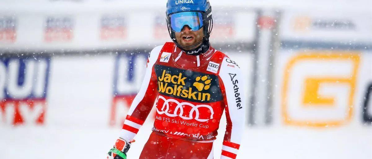 Marco Schwarz se queda el Globo de Slálom en una carrera que ha ganado Clement Noel