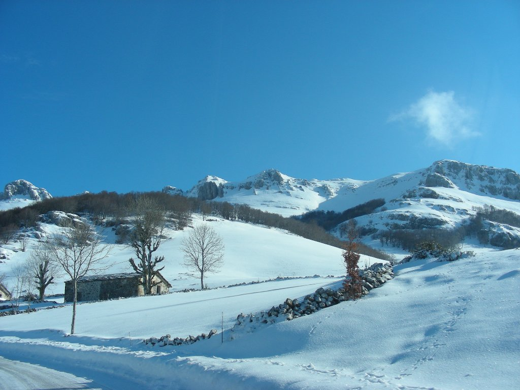 Centro de Esquí Lunada