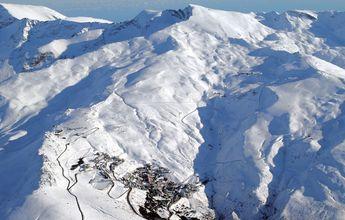 Plantean una ampliación del dominio esquiable de Sierra Nevada