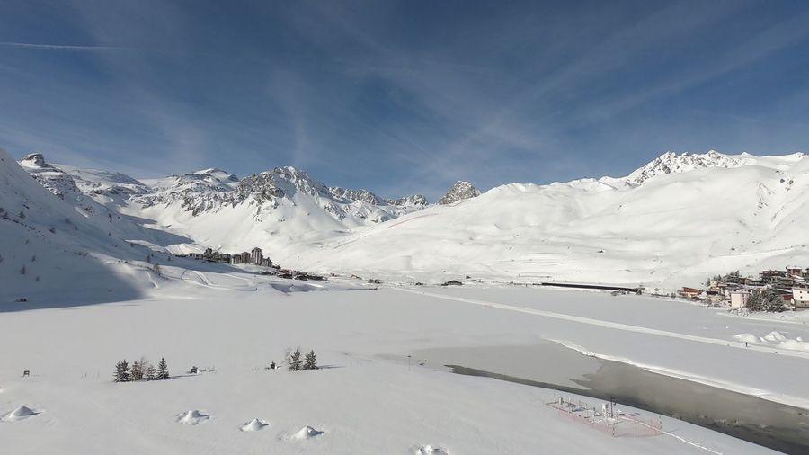 Tignes - Le Lac
